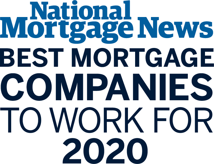 Best Mortgage Comapnies to work for 2020
